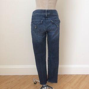 Hudson Colin Flap Skinny Jean